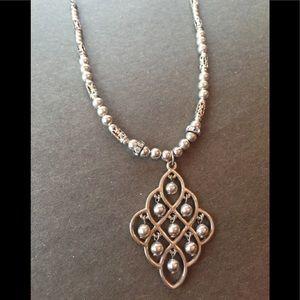 💎 Silver Necklace